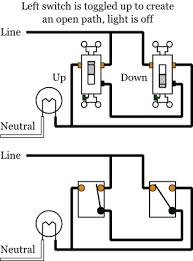 alternate 3 way switches electrical 101 alternate 3 way switch wiring diagram2