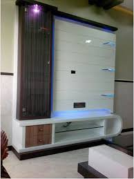 Small Picture LCD Wall Unit Design Bed Interior Design Service Provider from