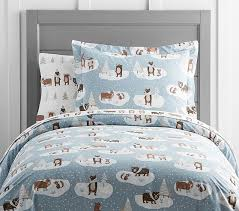 winter duvet covers. Plain Winter Winter Bear Duvet Cover To Covers Pottery Barn Kids
