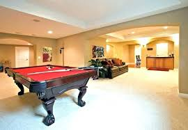 basement game room ideas. Exellent Ideas Basement Game Room Ideas Decoration Traditional  With Finished Basements Pool Table Egress For Basement Game Room Ideas