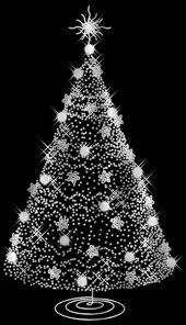 Christmas Tree Clip Art Outline  ClipartscoChristmas Tree Outline Clip Art