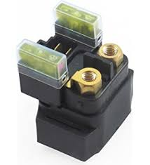 amazon com caltric starter solenoid relay fits yamaha raptor 660 starter solenoid relay yamaha atv raptor 660 yfm660 2001 2002 2003 2004 2005