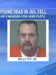 Billy Ivy, Jr. found dead in jail cell | KVII