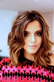 Picture Of Medium Length Hair Style top 10 most glamorous wavy hairstyles for shoulderlength hair 7374 by wearticles.com