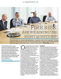 bsa roundtable fire risk are we asking the right questions