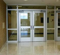 fire rated glass doors fire rated glass in and transoms fire resistant glass doors uk