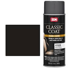 Sem Marine Vinyl Coat Color Chart Sem Leather Paint