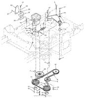 scag stwc61v 26ka lc wildcat s n d7100001 d7199999 parts drive system components · drive system components · electrical schematic
