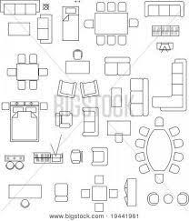 drawing furniture plans. Furniture Plan View - Google Search Drawing Plans E