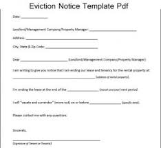Eviction Notices Template 100 Day Eviction Notice Pdf hunecompany 42