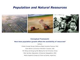 essay on increasing population essay on the growth of slums in  population and natural resources module conceptual framework pnr cf title page 001 png