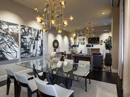 modern dining room decor. Modern Dining Room Design Ideas Decor Hgtv Then Pictures From Photo