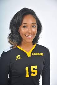 Angel Smith - Women's Volleyball - Grambling State University Athletics
