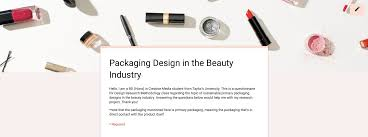 Questionnaire About Packaging Design Design Research Methodology Research Implementation