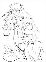 Naruto Gratis Kleurplaten Pagina 2