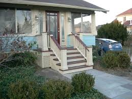 how to build free standing wooden steps outdoor concrete steps design modern outside stairs wood kits