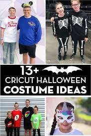 13 cricut costume ideas