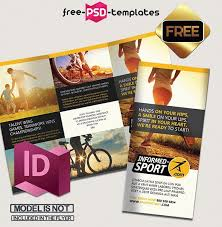 Sports Brochure Templates Free Download 27 Free Best