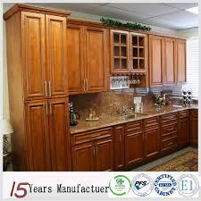High End Rta Oak Birch Maple Solid Wood Kitchen Cabinet Buy