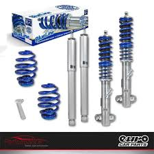 coilover suspension. jom 741016 blueline performance suspension coilovers kit bmw 3 series e36 318ti coilover 6