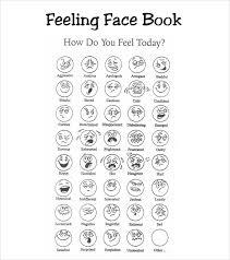 10 Sample Feelings Charts Pdf