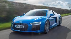 2017 Audi R8 Review | Top Gear