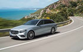 Sized to perfection, this sport utility vehicle radiates incomparable style and versatility. 2017 Mercedes Benz E Class Family Grows With Wagon Variant Driving