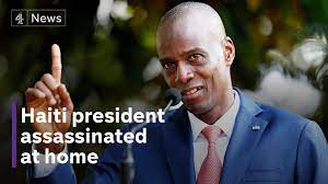 Channel 4 News - Haiti President ...
