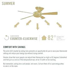 which direction should a fan turn reverse ceiling fan in winter ceiling fan direction for winter