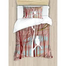forest duvet cover forest duvet cover set forest green duvet cover king