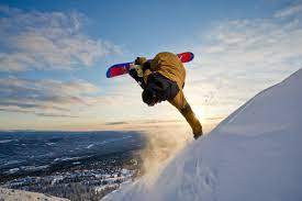 Snowboarding Hd Wallpaper