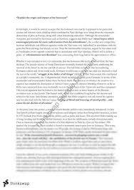 holocaust essay docoments ojazlink holocaust essay year 12 hsc modern history thinkswap