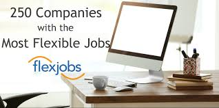 Flexjobs 250 Companies With The Most Flexible Jobs Flexjobs