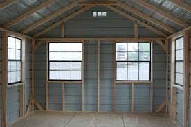 metal framing shed.  Framing This One Is Not Simple But It Wood Frame Metal Sided 12x20 Custom To Framing Shed I