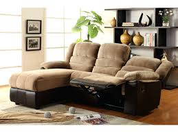 leather sectional sofa with recliners couch with chaise and recliner modern reclining sectional brown sofa with