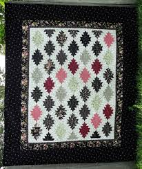 Magic Lanterns in Wild Rose - - Finished Quilt & Magic Lanterns in Wild Rose. Zoom Adamdwight.com