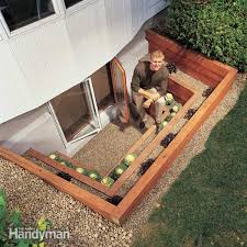 brick basement window wells.  Window Basement Window Well How To Install A Terraced In Your  The Minimalist With Brick Wells