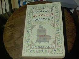 Prairie Kitchen Sampler by E. Mae Fritz   eBay