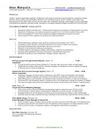 Top Automotive Finance Manager Resume Used Car Manager Resume