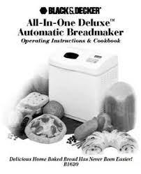 black decker bread machine b162027
