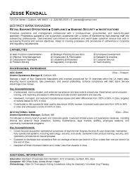 Bank Resume Template Fascinating Banking Resume Template Commily Com Resume Samples Ideas Resume Bank