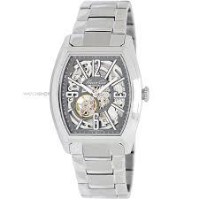 "men s kenneth cole skeleton automatic watch kc9033 watch shop comâ""¢ mens kenneth cole skeleton automatic watch kc9033"