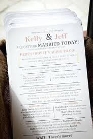Fun Wedding Programs Wedding Programs Ceremony Program Ideas Sample Wording