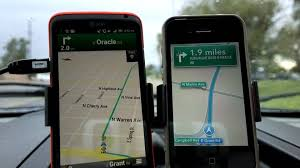 drive test ios  turn by turn versus google maps and navigation