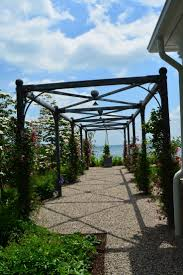 steel pergola - Google Search