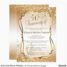 40th wedding anniversary invitations awesome magnificent diy 50th wedding anniversary invitations