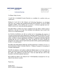 reference letter from employer recommendation letter previous employer