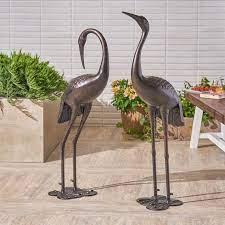 39 inch aluminum cranes