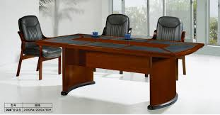 Teak Wood Table Designs Hot Item Office Meeting Desk Design Solid Teak Wood Conference Table Fec026
