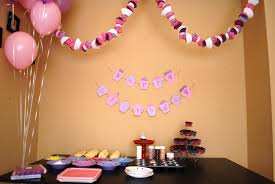 birthday decoration ideas for husband nice decoration easy home